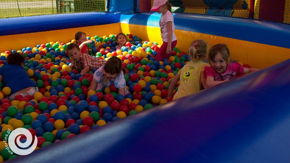 dmuchany basen dla dzieci