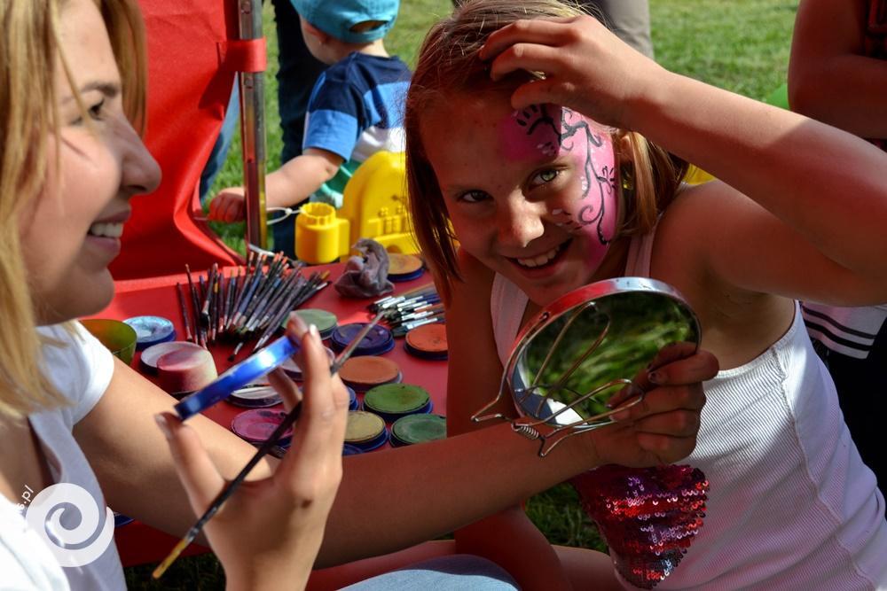 malowanie twarzy dla dzieci kalisz, sieradz, turek, konin