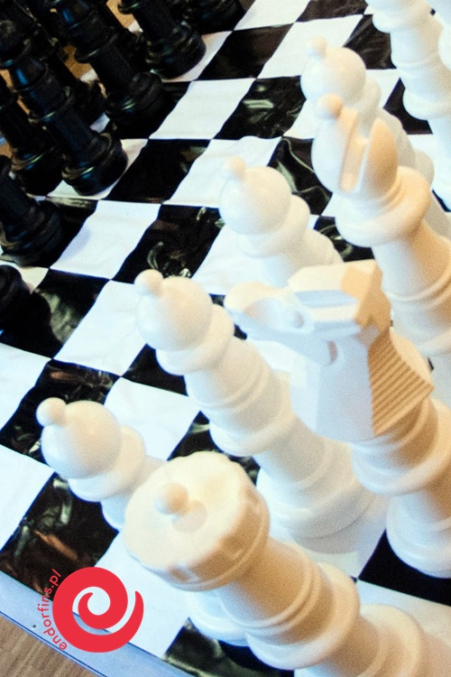 mega szachy - wynajem, sieradz