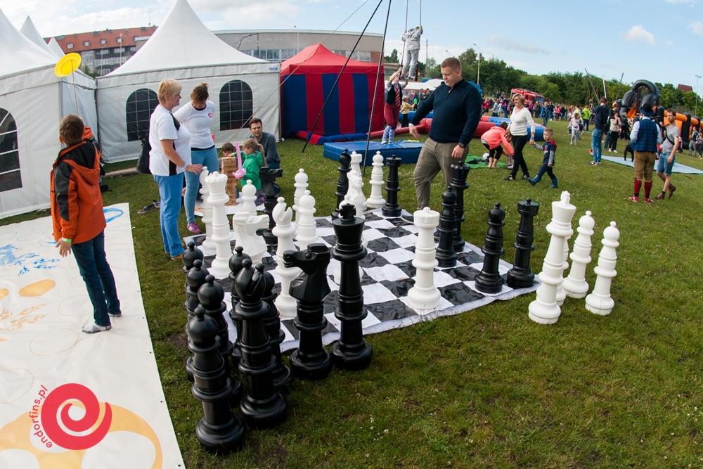 wielkie szachy na imprezy plenerowe - wynajem, poznań, łódź, warszawa