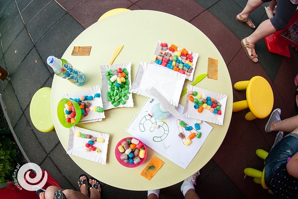 strefa zabaw plastycznych dla dzieci podczas imprezy firmowej - łódź, poznań, warszawa