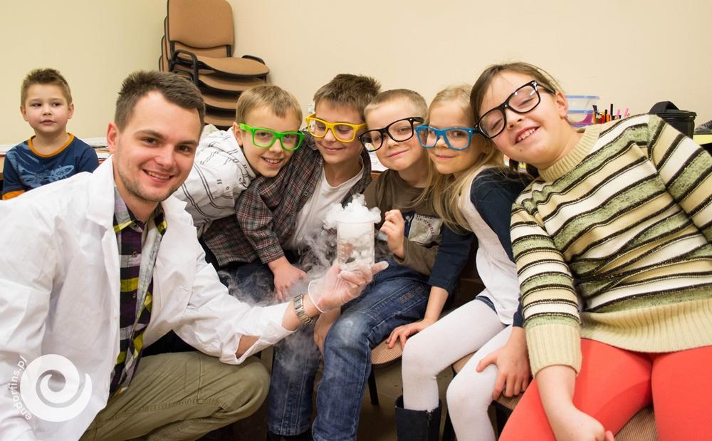 pokazy naukowe dla dzieci konin