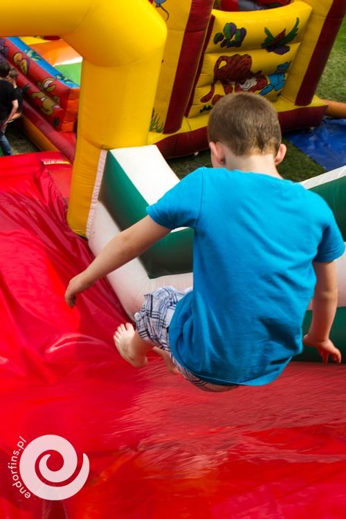 organizacja pikników firmowych - atrakcje dla dzieci