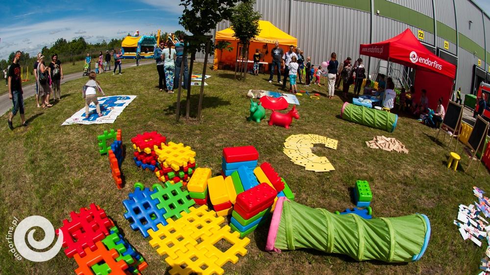 obszar zabaw dla dzieci