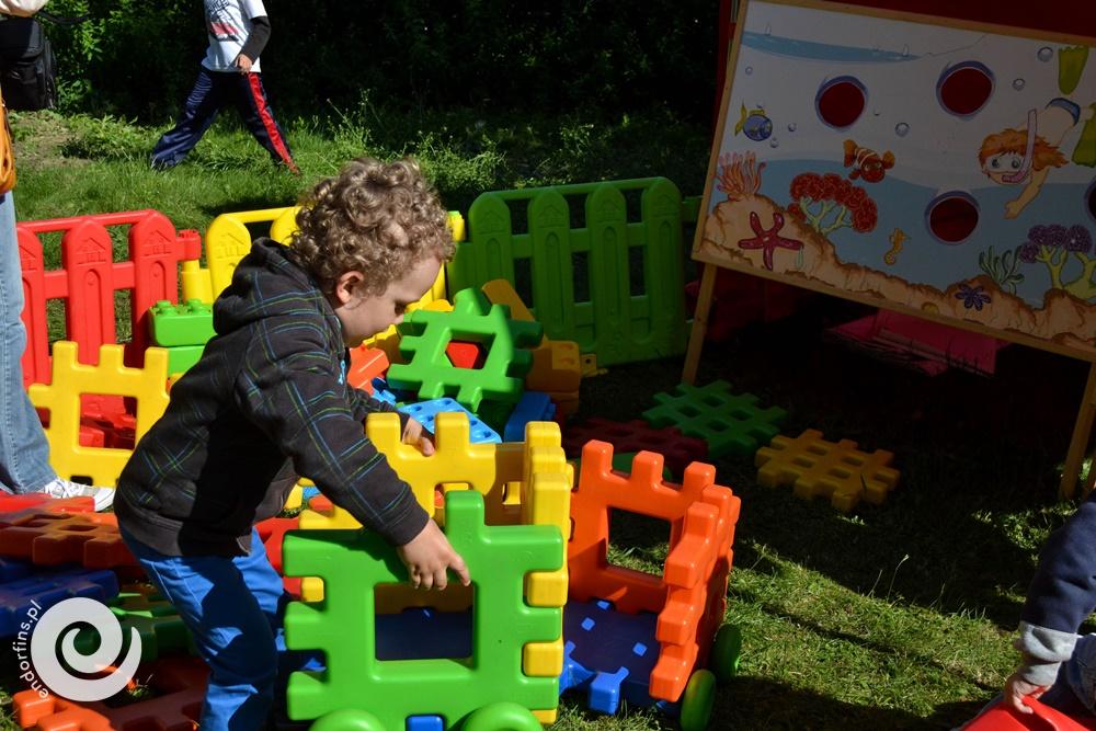 teren animacji i zabaw dla dzieci
