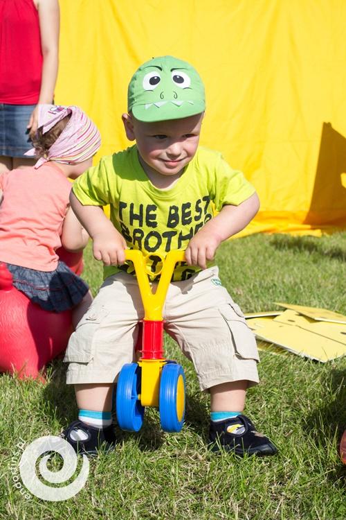 mini rowerek dla dzieci