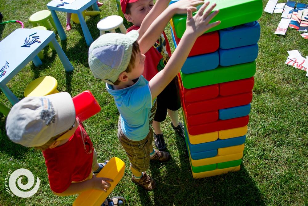 strefa zabaw dla dzieci