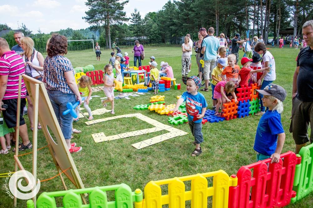 ogródek zabaw dla dzieci