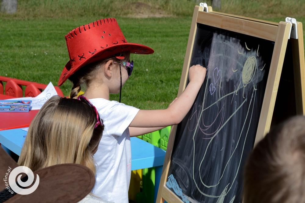 tablice do malowania dla dzieci - impreza firmowa