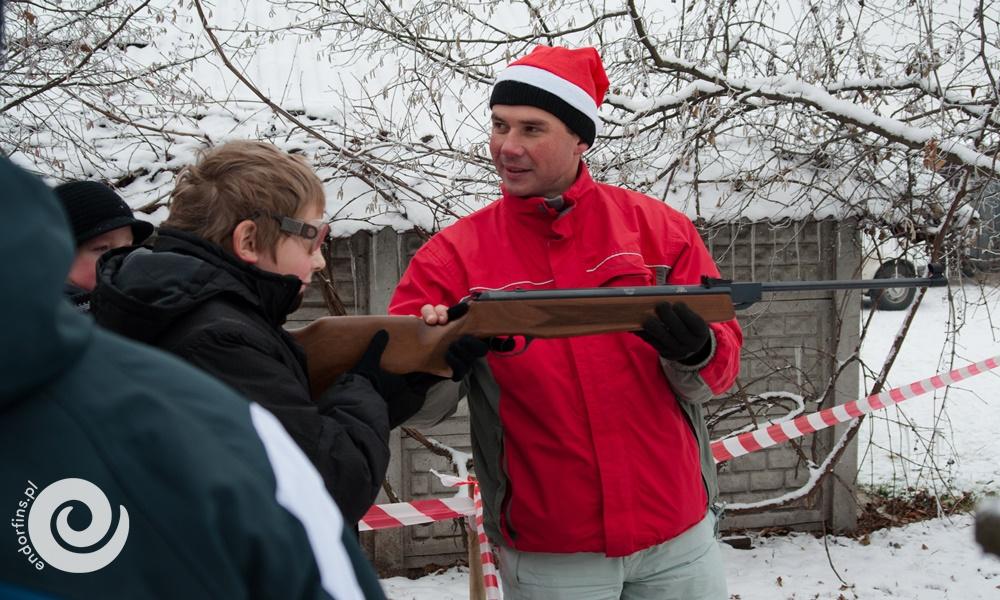 stanowisko strzeleckie na imprezę firmową konin