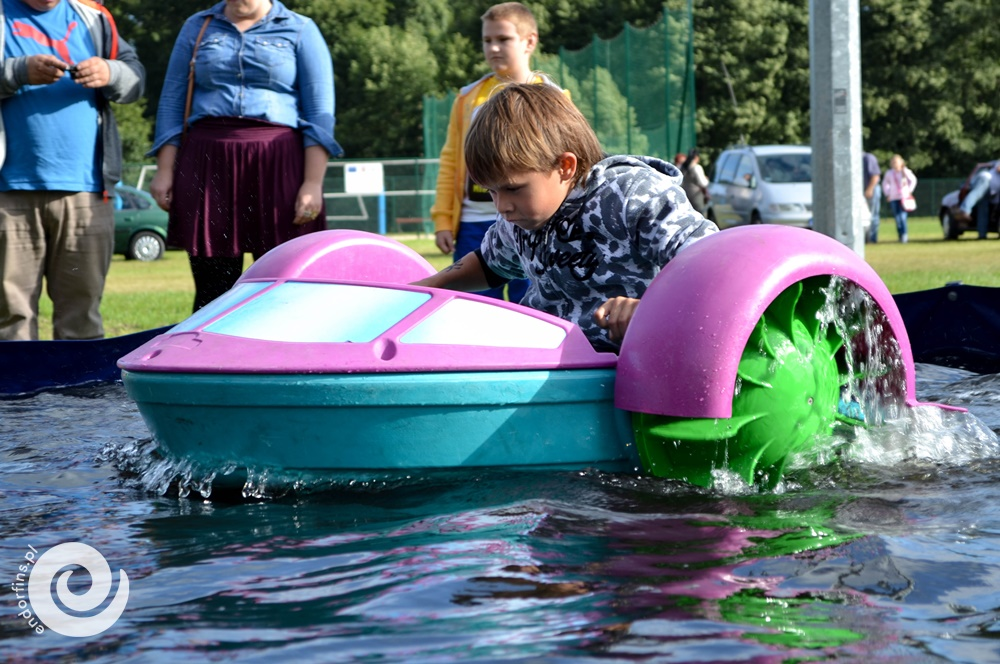 wynajem wodnych atrakcji dla dzieci - organizacja imprez dla dzieci konin