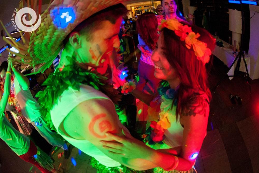 taneczne imprezy uv