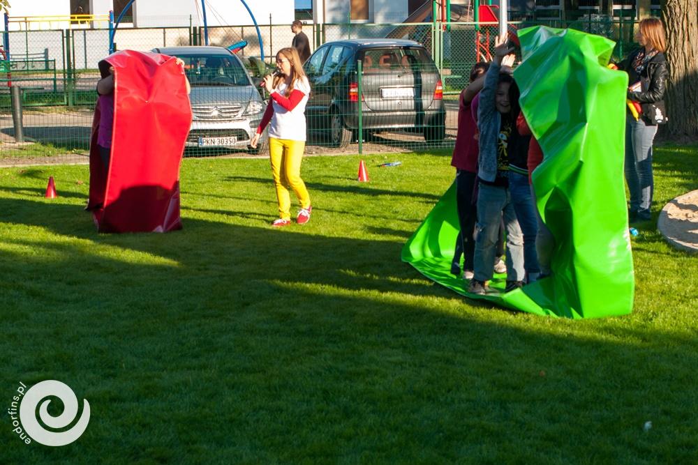 prowadzenie imprez i konkursów dla dzieci