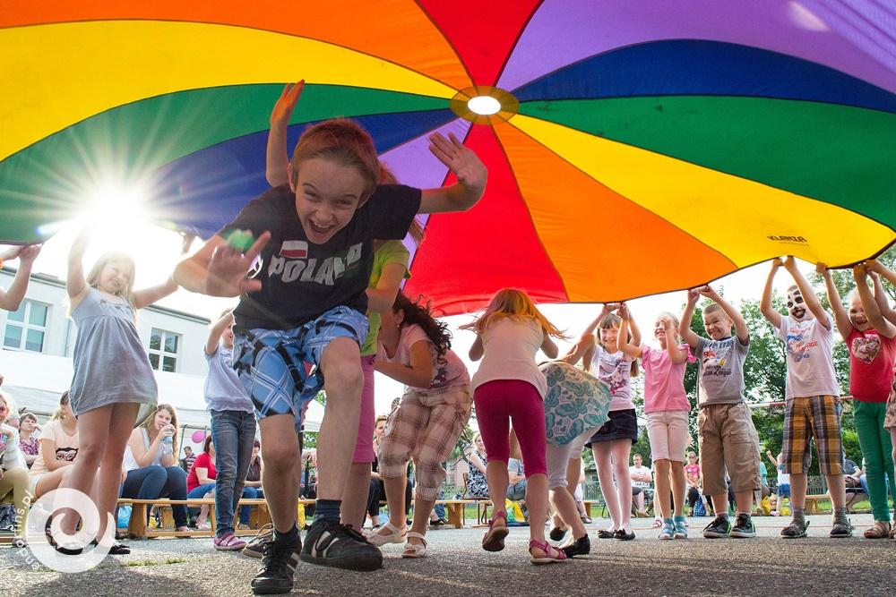 organizacja imprez dla dzieci